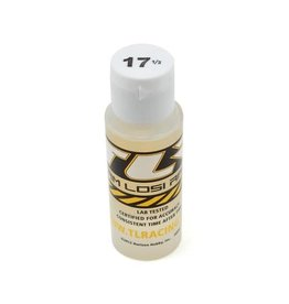 TLR TLR74001 SILICONE SHOCK OIL, 17.5 WT, 2 OZ