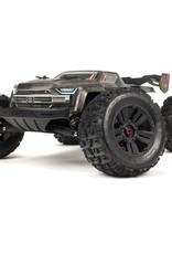 ARRMA ARA106053 ARRMA KRATON 1/8 EXB EXTREME BASH ROLLER 4WD MONSTER TRUCK (BLACK)