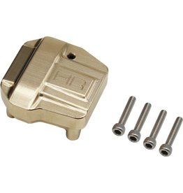 HOT RACING HRASXTT12CH HEAVY BRASS DIFFERENTIAL COVER SCXIII