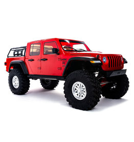 AXIAL AXI03006T2 SCX10 III JEEP JT GLADIATOR W/PORTALS 1/10 RTR RED