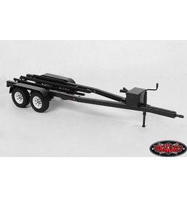 RC4WD RC4WDZ-H0006 BIGDOG 1/10 DUAL AXLE SCALE BOAT TRAILER