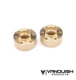 VANQUISH VPS01302 BRASS SLW 350 WHEEL HUB