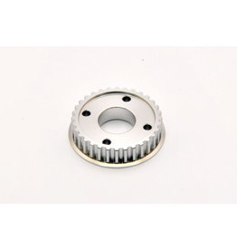 HOBAO RACING HOA22332 CNC ALUMINUM PULLEY 32T FOR EPX FRONT DIFFERENTIAL & SPOOL