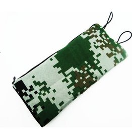 HOT RACING HRAACC58CJ05 1/10 SCALE SPECIAL FORCES DIGIAL CAMOUFLAGE SLEEPING BAG