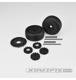 JCONCEPTS JCO3113-39 SPEED FANGS: PLATINUM COMPOUND 12MM & 17MM ADAPTER INCLUDED
