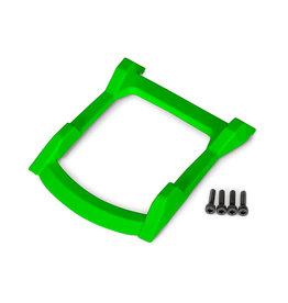 TRAXXAS TRA6728G RUSTLER 4X4 ROOF SKID PLATE GREEN