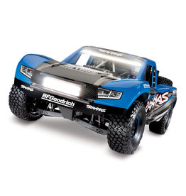TRAXXAS TRA85086-4-TRX UNLIMITED DESERT RACER: 4WD ELECTRIC RACE TRUCK WITH TQI TRAXXAS LINK ENABLED 2.4GHZ RADIO SYSTEM AND TRAXXAS STABILITY MANAGEMENT (TSM)