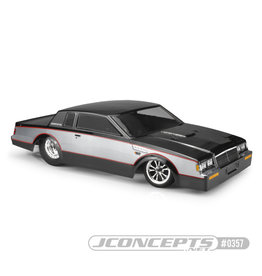 JCONCEPTS JCO0357 87 BUICK GRAND NATIONAL: CLEAR