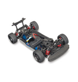 TRAXXAS TRA83076-4 4-TEC 2.0 VXL: 1/10 SCALE AWD CHASSIS WITH TQI TRAXXAS LINK ENABLED 2.4GHZ RADIO SYSTEM & TRAXXAS STABILITY MANAGEMENT (TSM)
