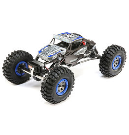 ECX ECX01015T2 1/18 TEMPER 4WD GEN 2 BRUSHED RTR, BlUE