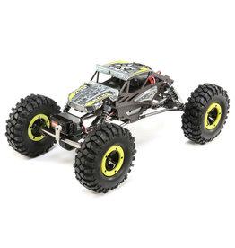 ECX ECX01015T1 1/18 TEMPER 4WD GEN 2 BRUSHED RTR, YELLOW