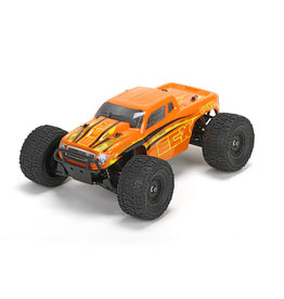 ECX ECX01000T2 1/18 RUCKUS 4WD RTR: ORANGE