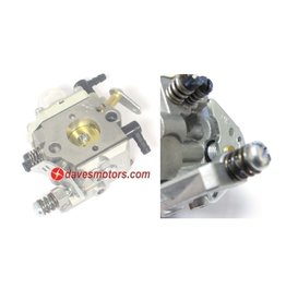 WALBRO DDMAV990B MODIFIED WALBRO WT-990 HIGH PERFORMANCE CARBURETOR FOR ZENOAH AND CY ENGINES WITH THROTTLE SHAFT BEARINGS INSTALLED