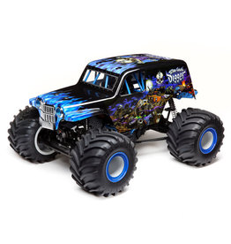 LOSI LOS04021T2 LMT 4WD SOLID AXLE MONSTER TRUCK RTR:  SONUVADIGGER