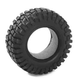 """RC4WD RC4WDZ-T0027 ROCK CRUSHER 1"""" TIRES (2)"""