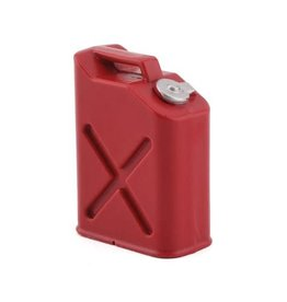 SIDEWAYS RC SDW-JERCAN-RD SCALE DRIFT JERRY CAN (RED)