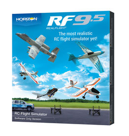 REALFLIGHT RFL1201 REALFLIGHT 9.5 SOFTWARE ONLY