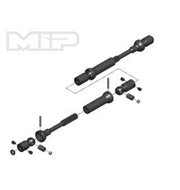 MIP MIP18190 CENTER DRIVE KIT, 120MM-145MM W/ 5MM HUBS