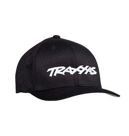 TRAXXAS TRA1188 TRAXXAS LOGO HAT BLACK LARGE/E