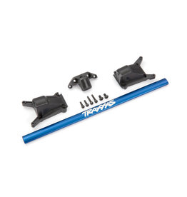 TRAXXAS TRA6730X CHASSIS BRACE KIT: SLASH 4X4 AND RUSTLER 4X4 BLUE