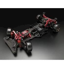 YOKOMO YOKDP-YD2SXIIIR YD-2SXIII LIMITED EDITION 1/10 2WD RWD COMPETITION DRIFT CAR KIT (RED)