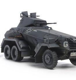 TAMIYA TAM37024 1/35 GERMAN 6-WHEELED SD.KFZ.231 HEAVY ARMORED CAR