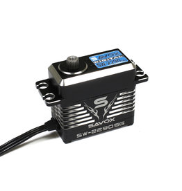 HOT RACING SAVSW2290SG-BE 0.11SEC / 902.7OZ WATERPROOF PREMIUM BRUSHLESS DIGITAL SERVO