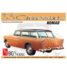 AMT AMT1005/06 1/16 1955 CHEVY NOMAD WAGON