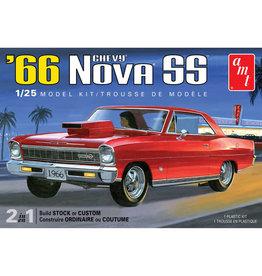 AMT AMT1198M 1/25 1966 CHEVY NOVA SS