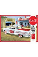 AMT AMT1189M 1/25 1960 FORD RANCHERO W/COKE CHEST COCA-COLA