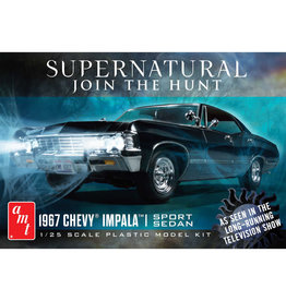 AMT AMT1124 1/25 1967 IMPALA, NIGHTHUNTER