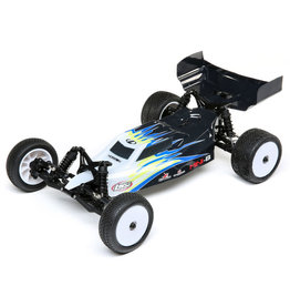 LOSI LOS01016T2 1/16 MINI-B BRUSHED RTR 2WD BUGGY BLACK/WHITE