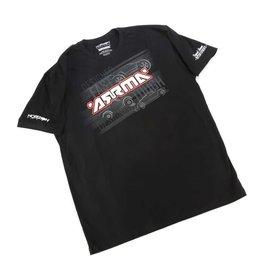 ARRMA ARAZ0020XXL ARRMA ZOOM T-SHIRT 2XL