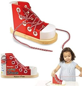 MELISSA & DOUG MD3018 LEARN TO TIE SHOES