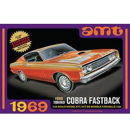 AMT AMT1217M 1969 FORD TORINO COBRA FASTBACK