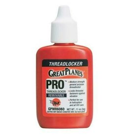 GREAT PLANES GPMR6060 PRO THREADLOCKER
