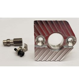 PRACTICAL PROTOTYPE SOLUTIONS PPS  REPLACEMENT PARTS FOR THE PPS SCREW ADJUST MOUNT. - 25MM