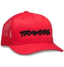 TRAXXAS TRA1182-RBL TRAXXAS LOGO HAT CURVE BILL RE