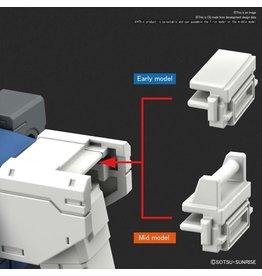BANDAI BAS5058929 #26 THE ORIGIN RX-78-02 GUNDAM HG 1/144 PLASTIC MODEL