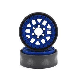 VANQUISH VPS07743 KMC 1.9 XD229 MACHETE V2 BLUE ANODIZED