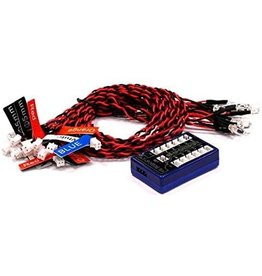 INTEGY INTC23385 GTP COMPLETE LED LIGHT KIT W/CONTROL BOX MODULE