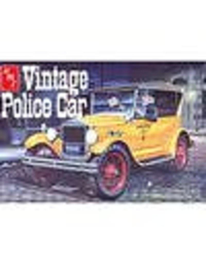 AMT AMT1182 1/25 1927 FORD T VINTAGE POLICE CAR