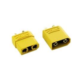 COMMON SENSE RC CSRC XT90 MALE/FEMALE 1PAIR CONNECTORS