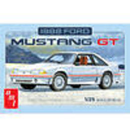 AMT AMT1216M 1/25 1988 FORD MUSTANG