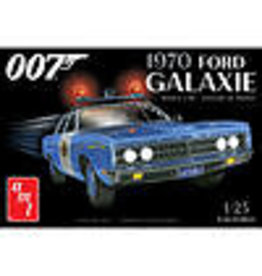 AMT AMT1172M 1/25 70 FORD GALAXIE POLICE CAR
