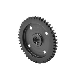 TEAM CORALLY COR00180-091 SPUR GEAR 46 TOOTH - STEEL - 1 PC: DEMENTOR, KRONOS, PYTHON,