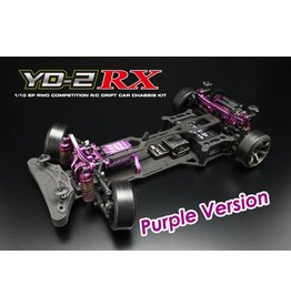 YOKOMO YD-2RX LIMITED EDITION RWD COMPETION DRIFT KIT PURPLE