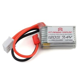 ORLANDOO HUNTERS OLHLS7402 W/PH2.0 CONNECTOR (2S/120MAH) (USE W/D4L SYSTEM)