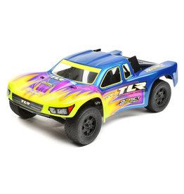 TLR TLR03009 22SCT 3.0 RACE KIT: 1/10 2WD SHORT COURSE TRUCK