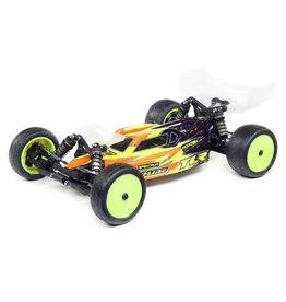 TLR TLR03012 22 5.0 DC RACE ROLLER: 1/10 2WD BUGGY DIRT/CLAY